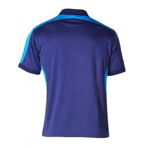 Футболка Andro LOGAN синий желтый