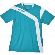 Футболка Butterfly YASU хлопок синий
