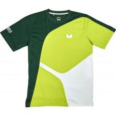 Футболка Butterfly RYO зеленый