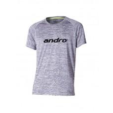 Футболка Andro TRENT серый