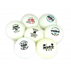 Тестовый комплект мячей (вариант 1), 7 мячей