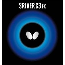 Накладка Butterfly SRIVER G3 FX