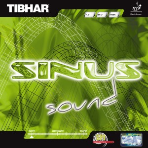 Накладка Tibhar SINUS SOUND