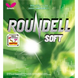 Накладка Butterfly ROUNDELL Soft