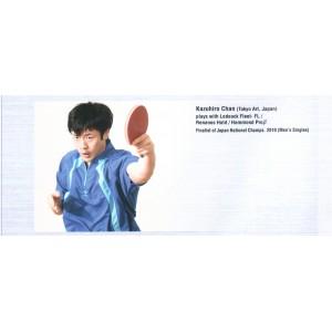 Накладка Nittaku Hammond Pro B