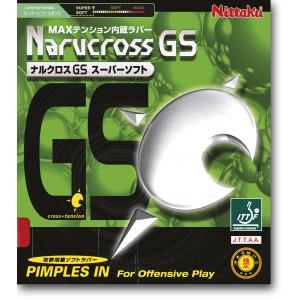 Накладка Nittaku Narucross GS Supersoft