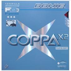 Накладка Donic COPPA X2 PLATIN SOFT