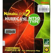 Накладка Nittaku Hurricane 2 NT50Type