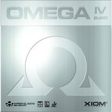 Накладка Xiom OMEGA IV Euro max черная