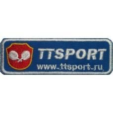 TTSPORT Нашивка