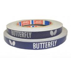 Торцевая лента на ракетку Butterfly NEW 12мм голубой