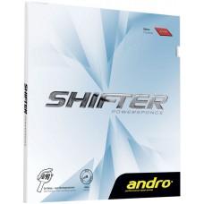 Накладка Andro SHIFTER POWERSPONGE 2,1 красная