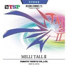Накладка TSP MILLI TALL II 0,7 красная