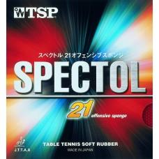 Накладка TSP SPECTOL 21 (1,4-1,7) черная
