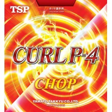 Накладка TSP CURL P4 CHOP OX красная