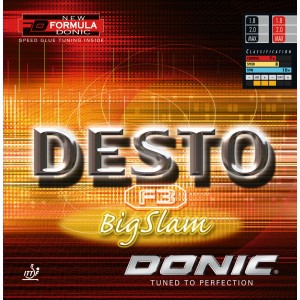 Накладка Donic DESTO F3 BIG SLAM