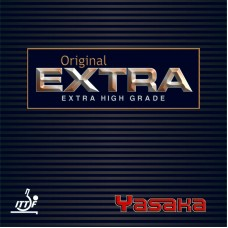 Накладка Yasaka ORIGINAL EXTRA HG 2,0-2,1 мм красная