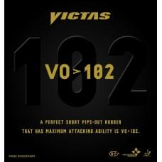 Накладка Victas VO>102 2,0 красная
