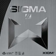 Накладка Xiom SIGMA II EURO 2,0 красная