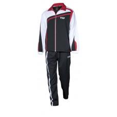 Спортивный костюм TSP KIREINA черный белый 3XS
