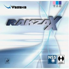 Накладка Yasaka RAKZA X 2,0 красная