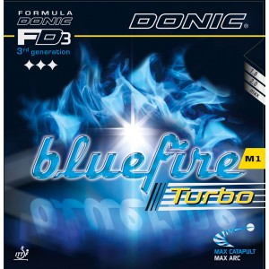 Накладка Donic BLUEFIRE M1 TURBO