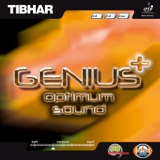 Накладка Tibhar GENIUS+OPTIMUM SOUND max черная