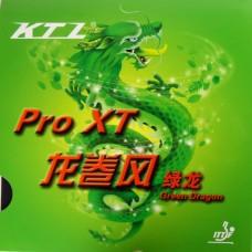 Накладка KTL PRO XT GREEN DRAGON max красная