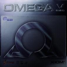 Накладка Xiom OMEGA V Euro 2,0 черная