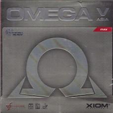 Накладка Xiom OMEGA V Asia max черная