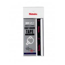 Торцевая лента на ракетку Nittaku 10мм черная красная 0,5 м