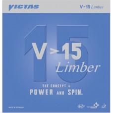 Накладка Victas V>15 LIMBER max красная