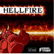 Накладка Sauer&Troger HELLFIRE 0,9 красная