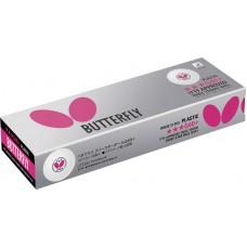 Butterfly Мячи пластиковые *** G40+ 12 шт. белые