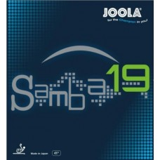 Накладка Joola SAMBA 19 2,0 красная