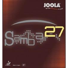 Накладка Joola SAMBA 27 2,0 красная