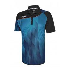Футболка TSP HIKARI синий черный 3XS
