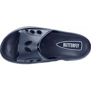 Butterfly шлепанцы SLIPPERS синие