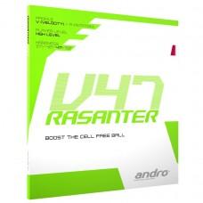 Накладка Andro RASANTER V47 1,7 красная