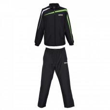 Спортивный костюм GEWO PIT черный зеленый XS