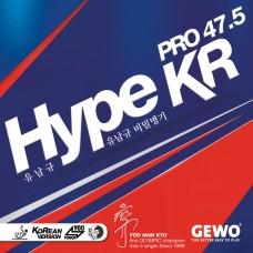 Накладка Gewo HYPE KR PRO 47.5 1,9 красная