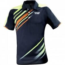 Футболка TSP ANERO черный зеленый S