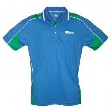 Футболка GEWO LEON синий зеленый S