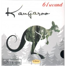 Накладка 61 second KANGAROO 2,0 красная