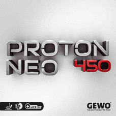 Накладка Gewo PROTON NEO 450 2,0 красная