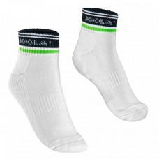 Носки Joola FANO белый черный зеленый 35-38 (S)