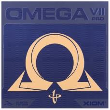 Накладка Xiom OMEGA VII Pro 2,0 красная