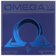 Накладка Xiom OMEGA VII EURO 2,0 красная