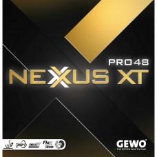Накладка Gewo NEXXUS XT PRO 48 max черная