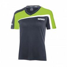 Футболка GEWO TERAMO S-18-3 женская серый зеленый 2XS